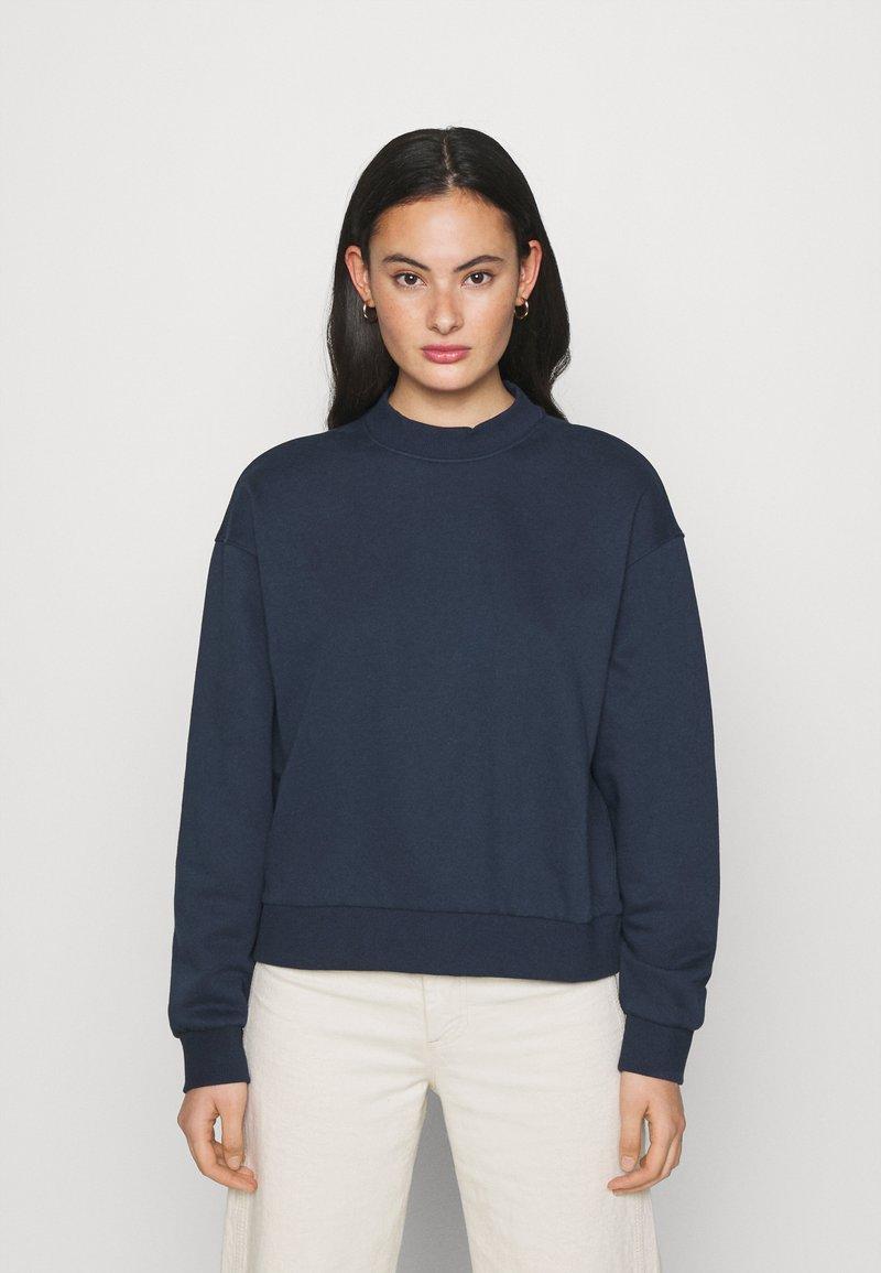 Weekday - AMAZE  - Sweatshirt - navy