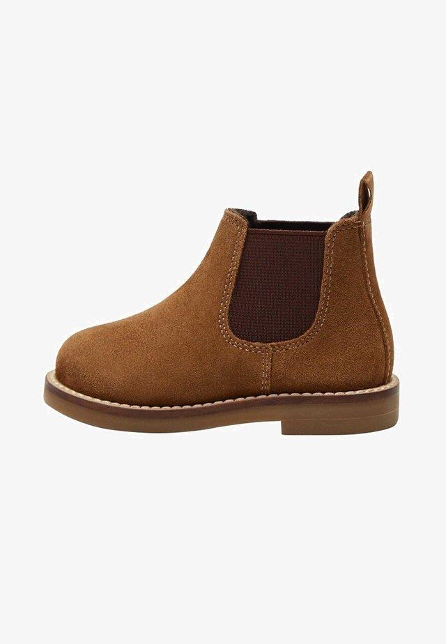 SLOAN - Boots à talons - braun