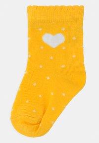 Petit Bateau - 5 PACK - Socks - white/yellow - 1
