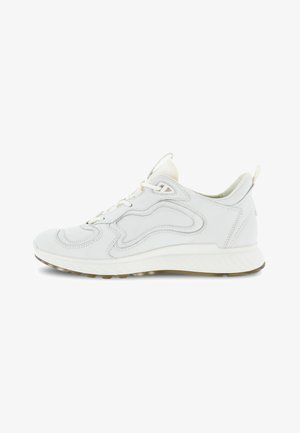 ST.1 W - Trainers - white/bright white