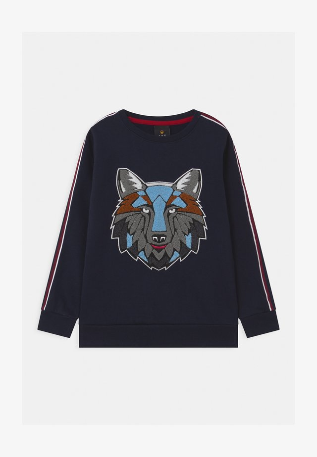 SANTIAGO - Sweater - navy blazer