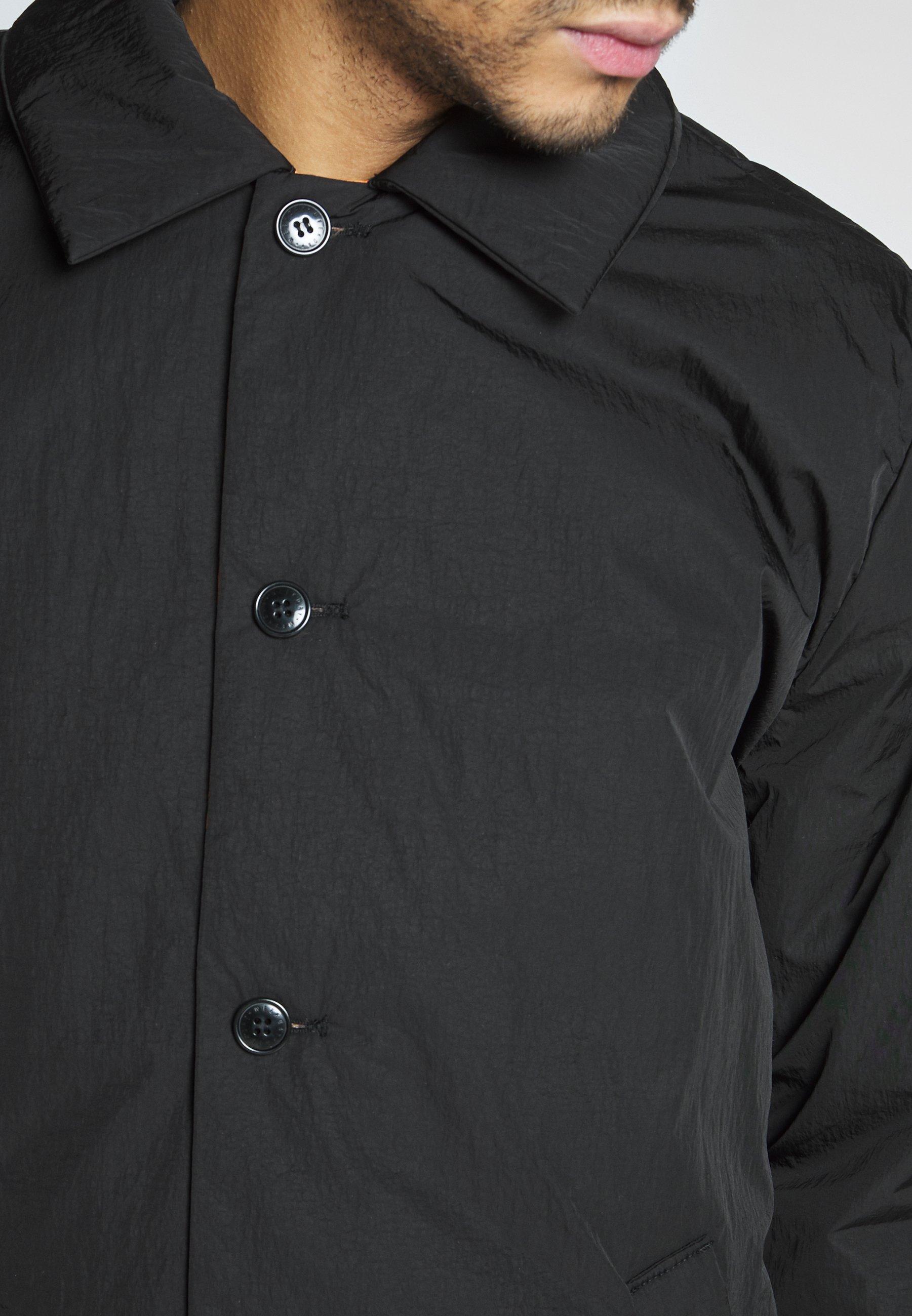 Weekday MARTY REVERSIBLE JACKET Halflange jas black