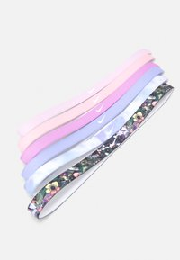 Nike Performance - PRINTED HEADBANDS 6 PACK - Andre accessories - light thistle/white/iced lilac - 2