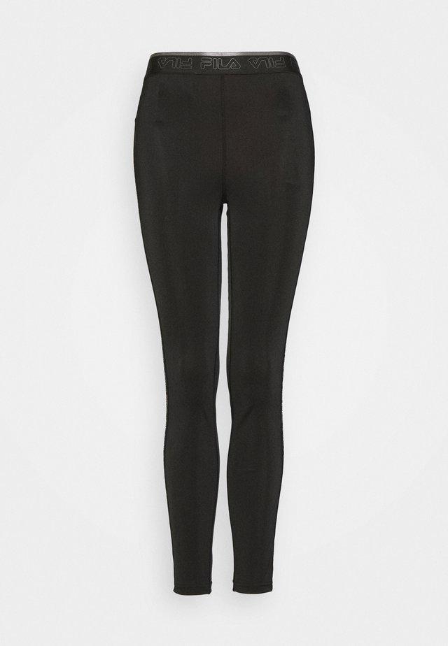 ALLA LEGGINGS - Leggings - black