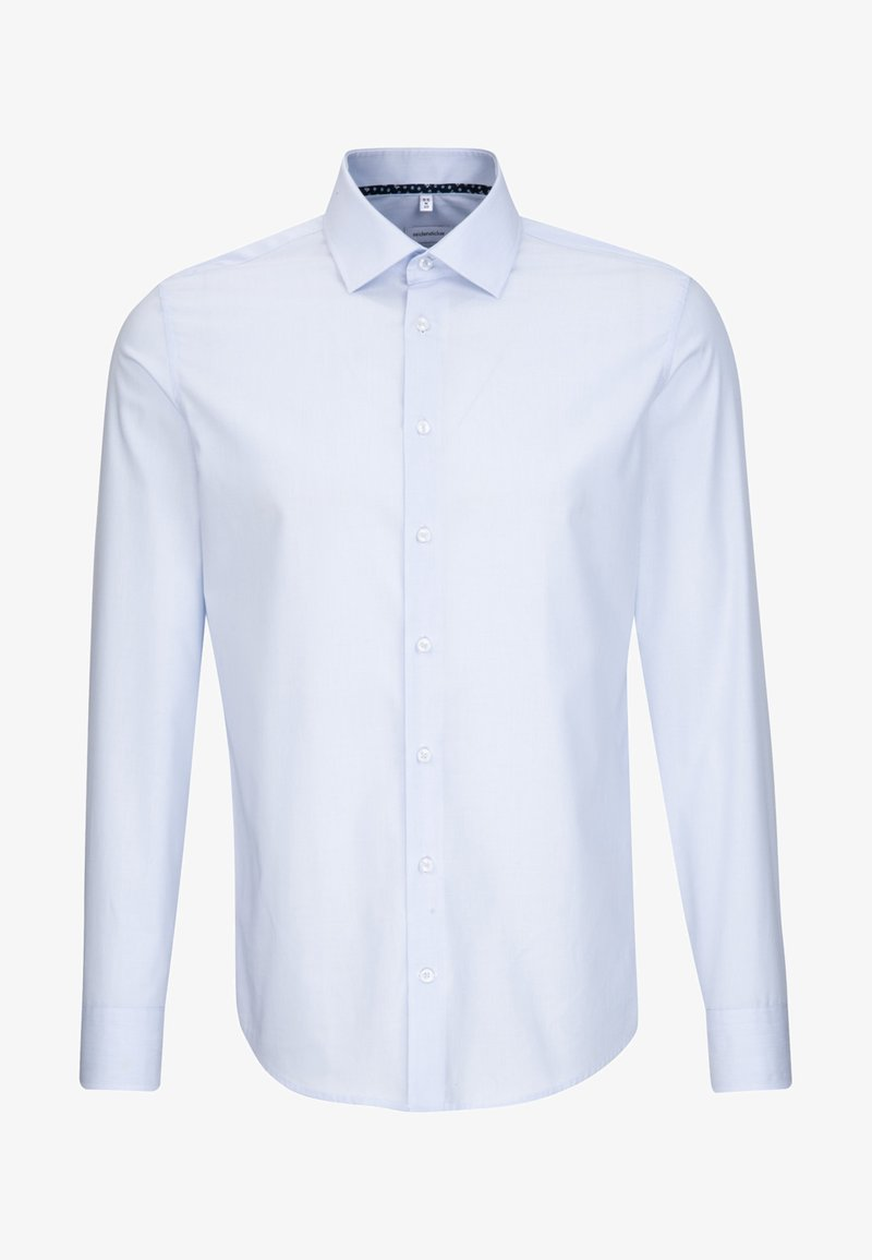 Seidensticker - SLIM - Formal shirt - blau