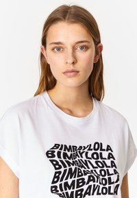 Bimba Y Lola - T-Shirt print - white - 4
