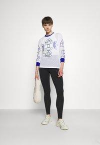 adidas Originals - VARSITY - Camiseta de manga larga - white - 1