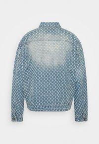 Jaded London - PULLED JACKET - Džínová bunda - light blue - 1