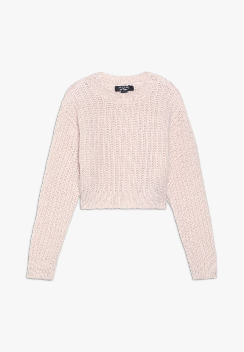 New Look 915 Generation - JUMPER - Svetr - pink