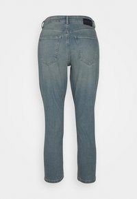Noisy May Petite - NMKATY MOM - Relaxed fit jeans - light blue denim - 1