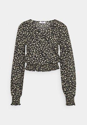 ONLZILLE  - Long sleeved top - black