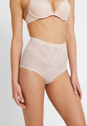 INVISIBLE SHAPING BRIEF - Onderbroeken - nude