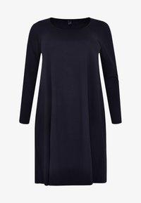 Yoek - Jersey dress - navy - 0