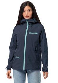 Jack Wolfskin - Hardshell jacket - midnight blue - 0