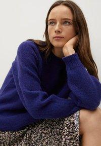 Mango - BOMBAY - A-line skirt - violet clair/pastel - 4