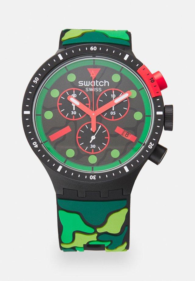 ESCAPEOCEAN - Cronografo - green