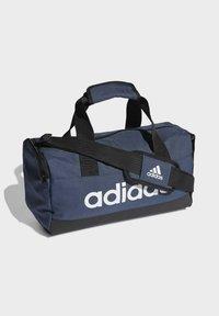 adidas Performance - DUFFELBAG - Torba sportowa - blue - 2