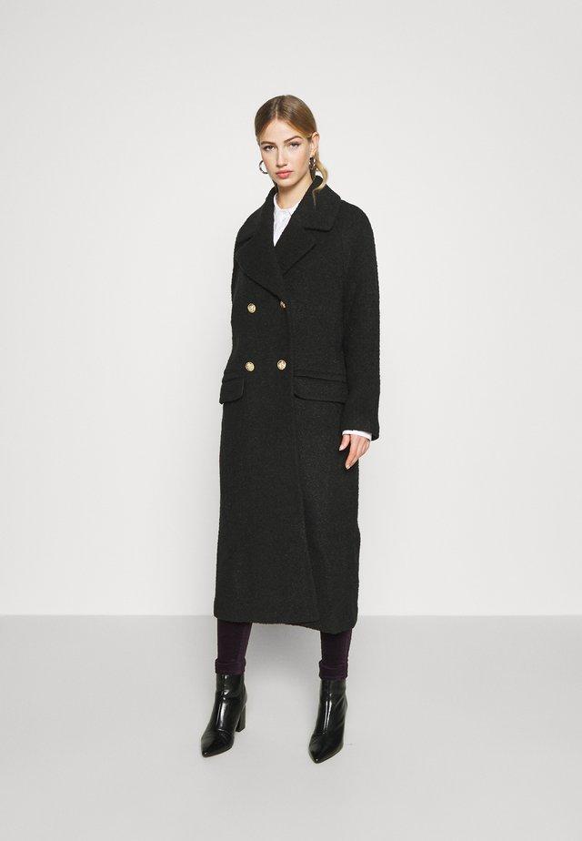 MAIDA COAT - Classic coat - schwarz
