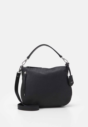 BEUTEL JUNA SMALL - Handbag - black