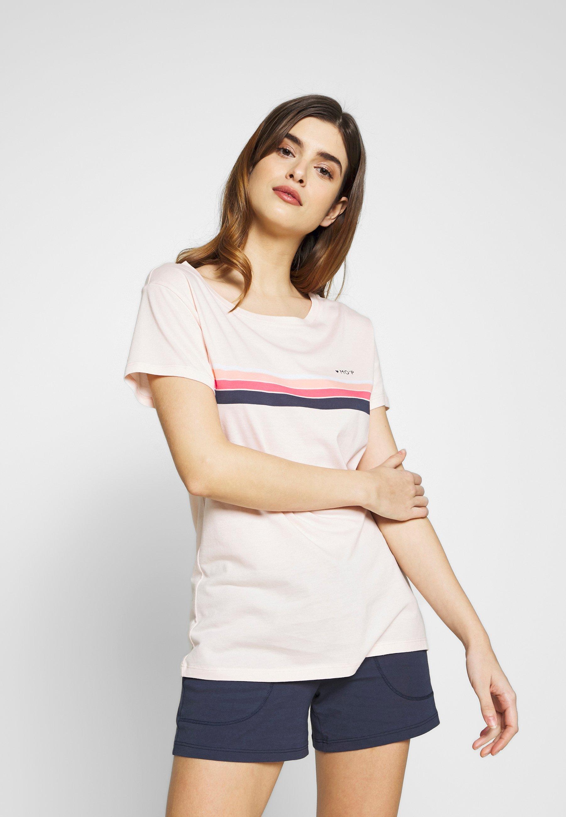 Damen LOUNGESET CREW NECK SET - Pyjama