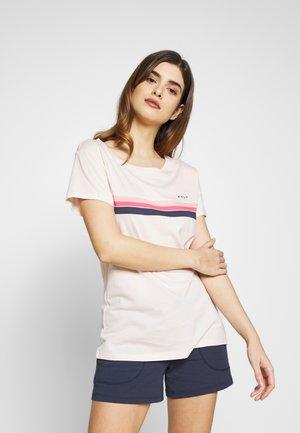 LOUNGESET CREW NECK SET - Pyjamas - rosé