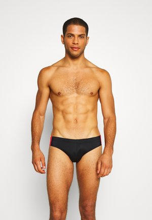 BMBR-JACK-P - Swimming briefs - black
