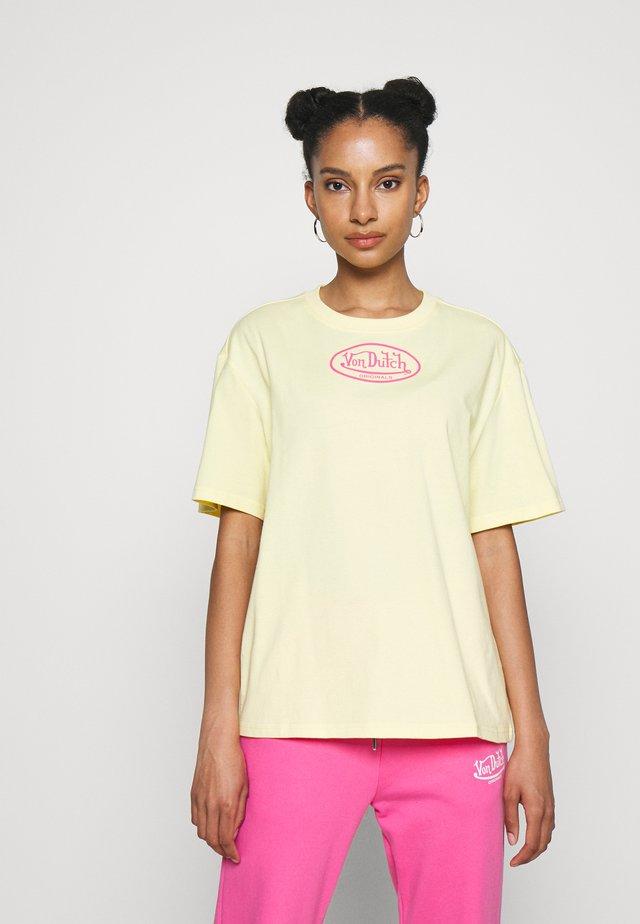 ARI - Print T-shirt - lemon