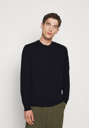CREW NECK - Pullover - total eclipse