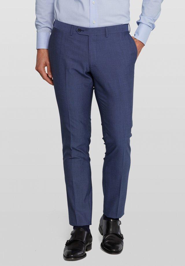 Bull w/o Split - Pantalon - blue