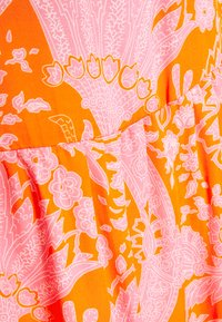 Emily van den Bergh - Day dress - orange/pink - 2