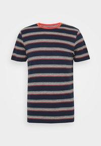 JORBOBBI - Print T-shirt - navy blazer