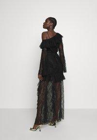 Alice McCall - SHADOW LOVE GOWN - Společenské šaty - black - 2