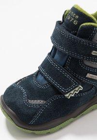 Primigi - Winter boots - navy/avio - 2