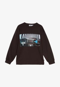 Molo - RIN - Long sleeved top - brown darkness - 3