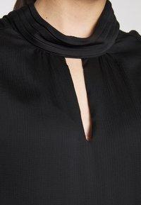 Esprit Collection Petite - STRUCTURED - Pusero - black - 4