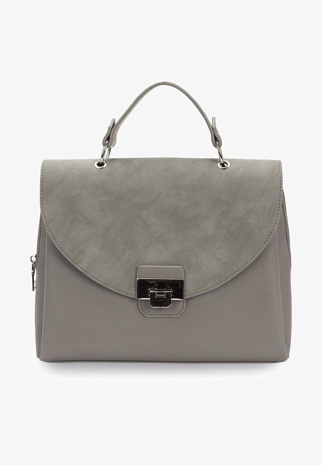 Handtas - gray