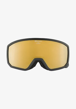 SCARABEO S HM - Masque de ski - black
