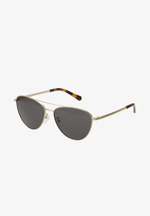 Gafas de sol - light gold-coloured