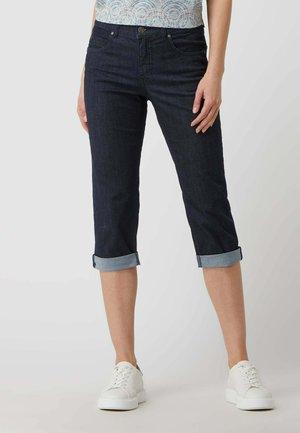 MODELL 'CICI' - Straight leg jeans - dunkelblau