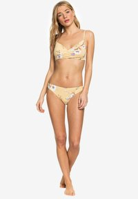 Roxy - LAHAINA - Bikini top - yellow - 1