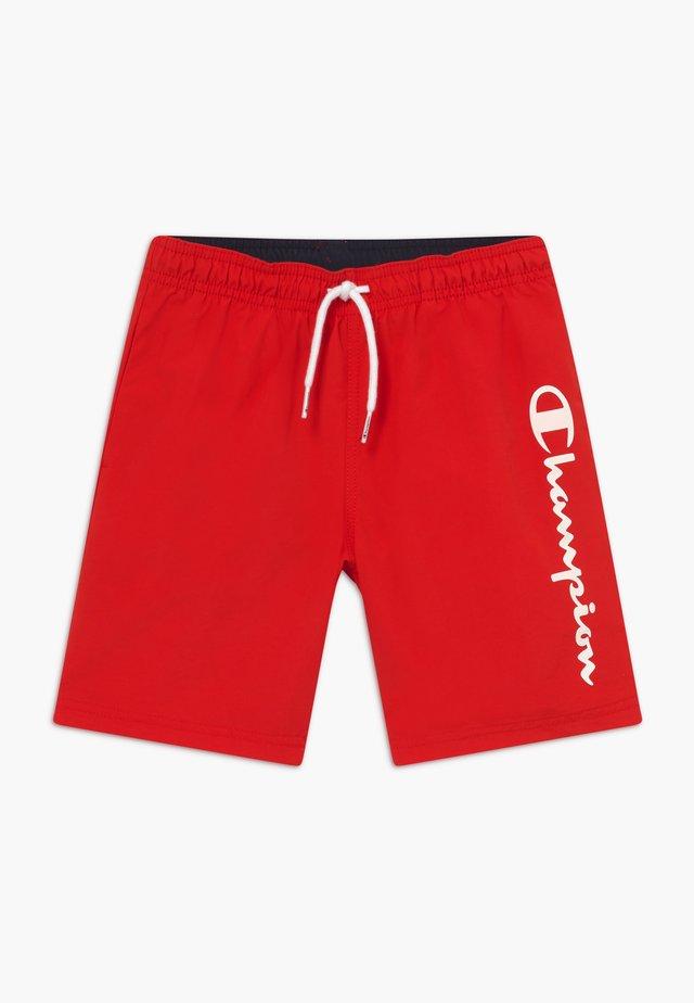 BERMUDA - Zwemshorts - red