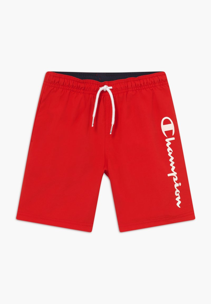 Champion - BERMUDA - Swimming shorts - red