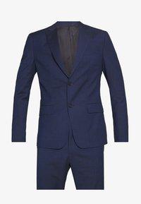 Calvin Klein Tailored - TROPICAL SLIM SUIT - Suit - blue - 9