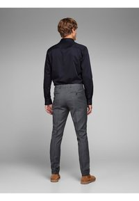 Jack & Jones PREMIUM - Suit trousers - dark grey - 2