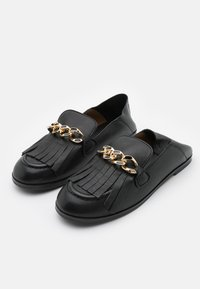 See by Chloé - MAHE FLAT - Instappers - black - 5