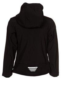CMP - FIX HOOD - Soft shell jacket - nero - 1