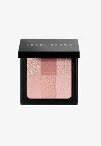Bobbi Brown - BRIGHTENING BRICK - Highlighter - pink - 0