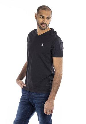 CEM - T-shirt - bas - black