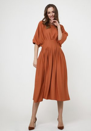 Day dress - ingwer