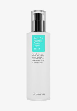 TWO IN ONE PORELESS POWER LIQUID - Ansigtsvand - -